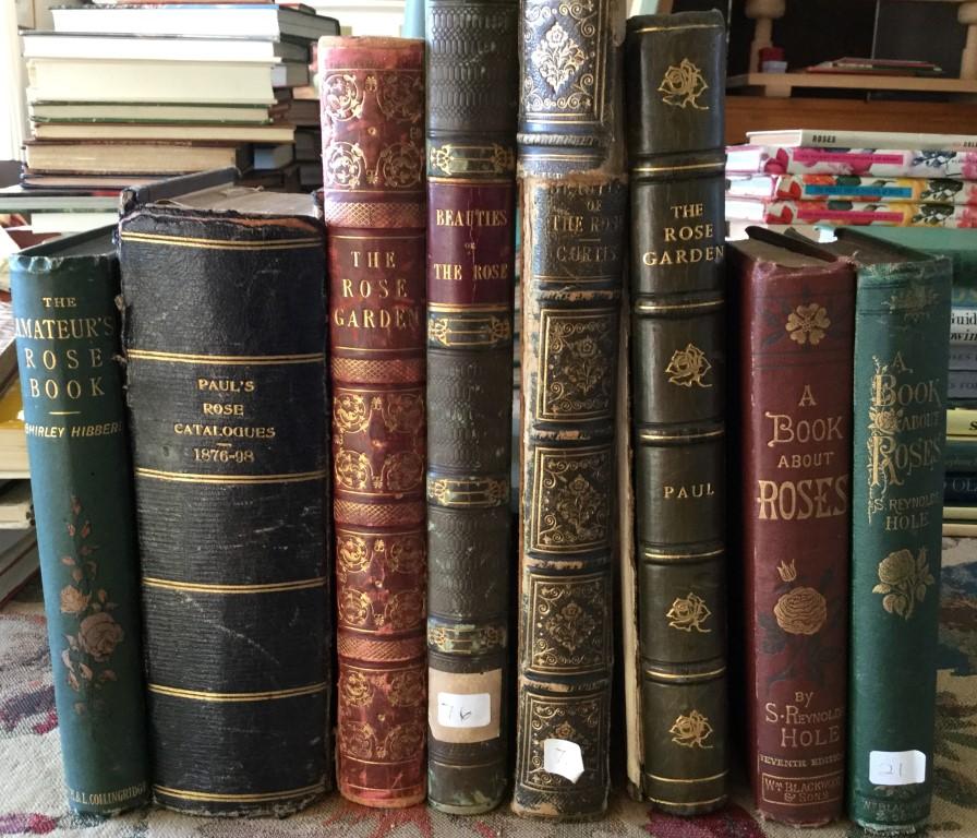 19th Century Rose Books