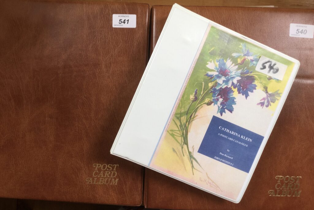 Catharine Klein Postcard Catalogue