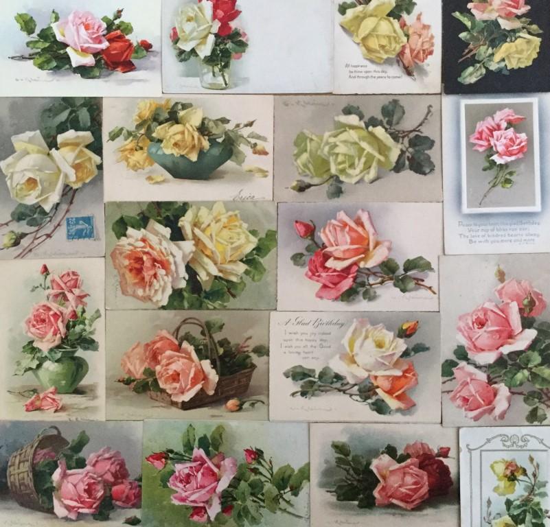 Catharina Klein postcards
