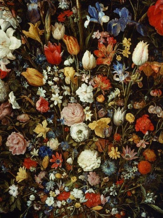 Painting by Jan Brueghel