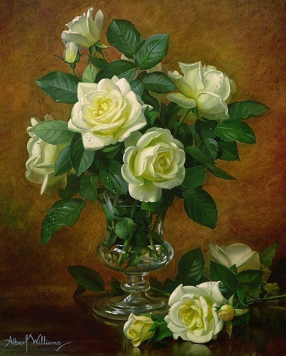 Albert Williams painting image