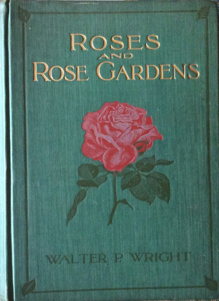 Roses and Rose Gardens Book