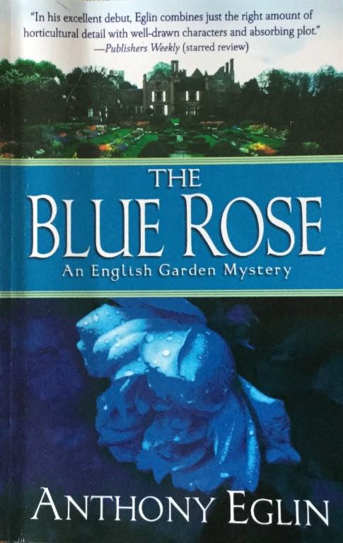 Blue Rose book