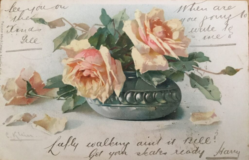 A card from before 1902