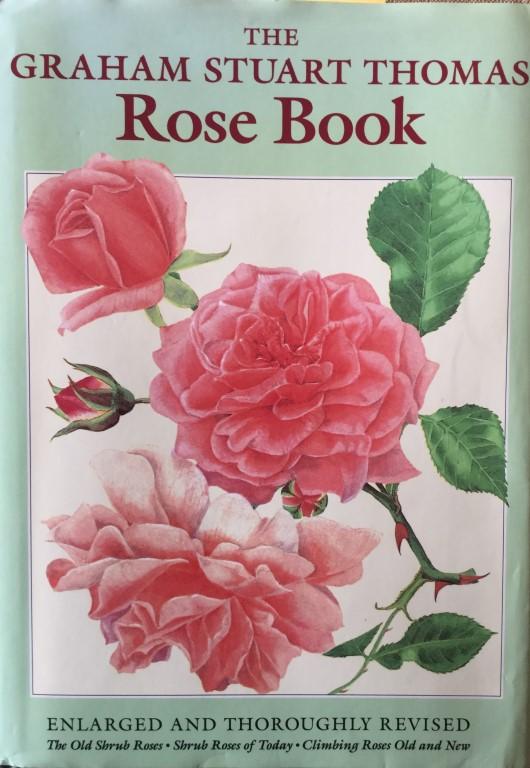 Graham Stuart Thomas Rose book
