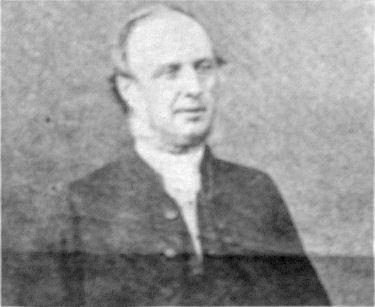 Rev. Henry Honywood D'Ombrain