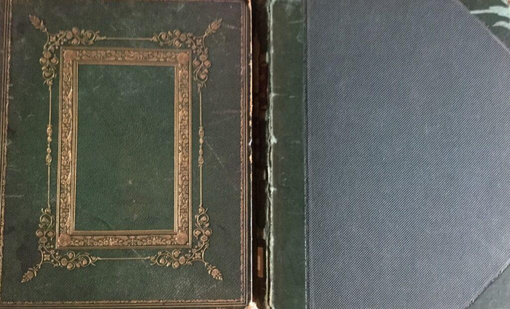 Bindings of rose books