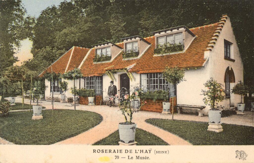 The Rose Museum at Roseraie de l'Hay