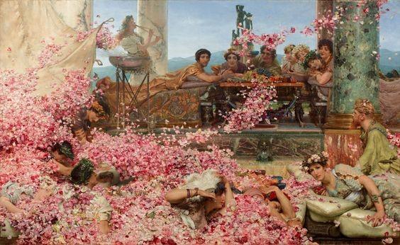 Rose of Heliogabalus