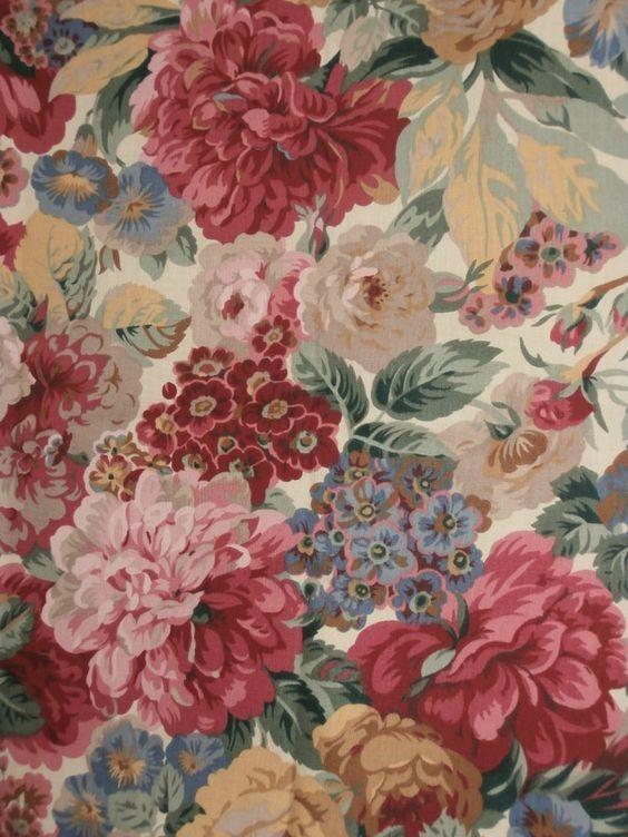 Sanderson fabric