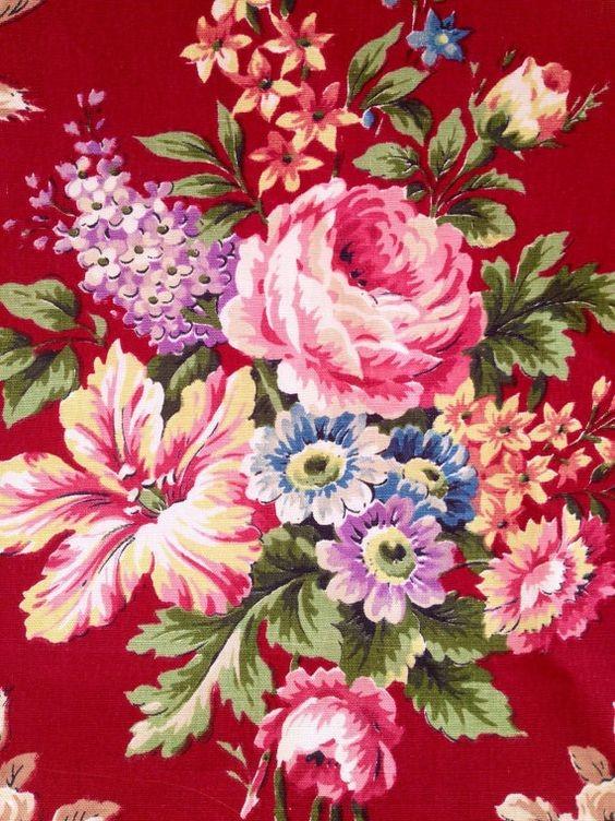 Vivid rose design